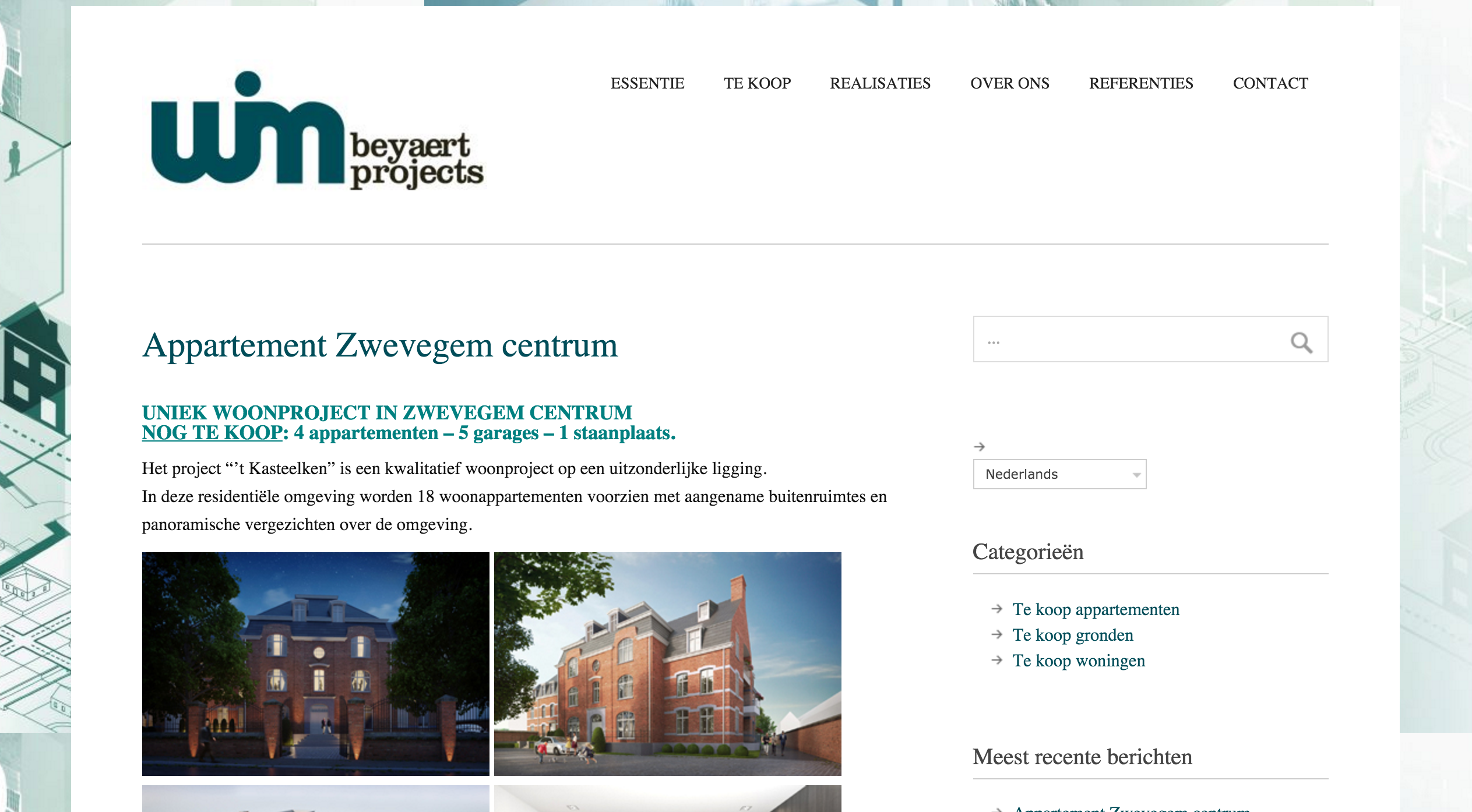 beyaertprojects.be